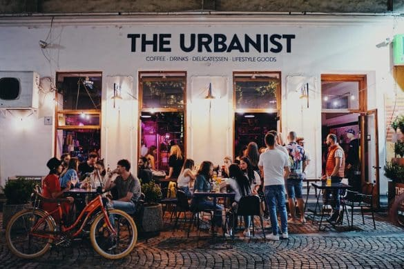 7 Of The Best Bars In Bucharest
