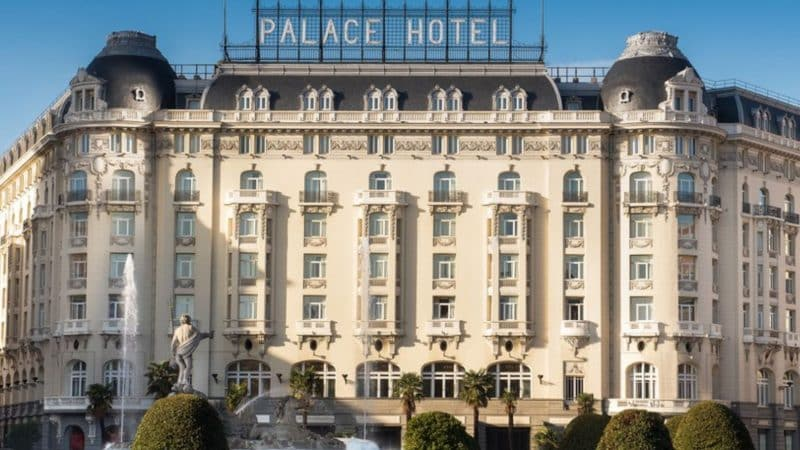 The 7 Best Hotels In Madrid
