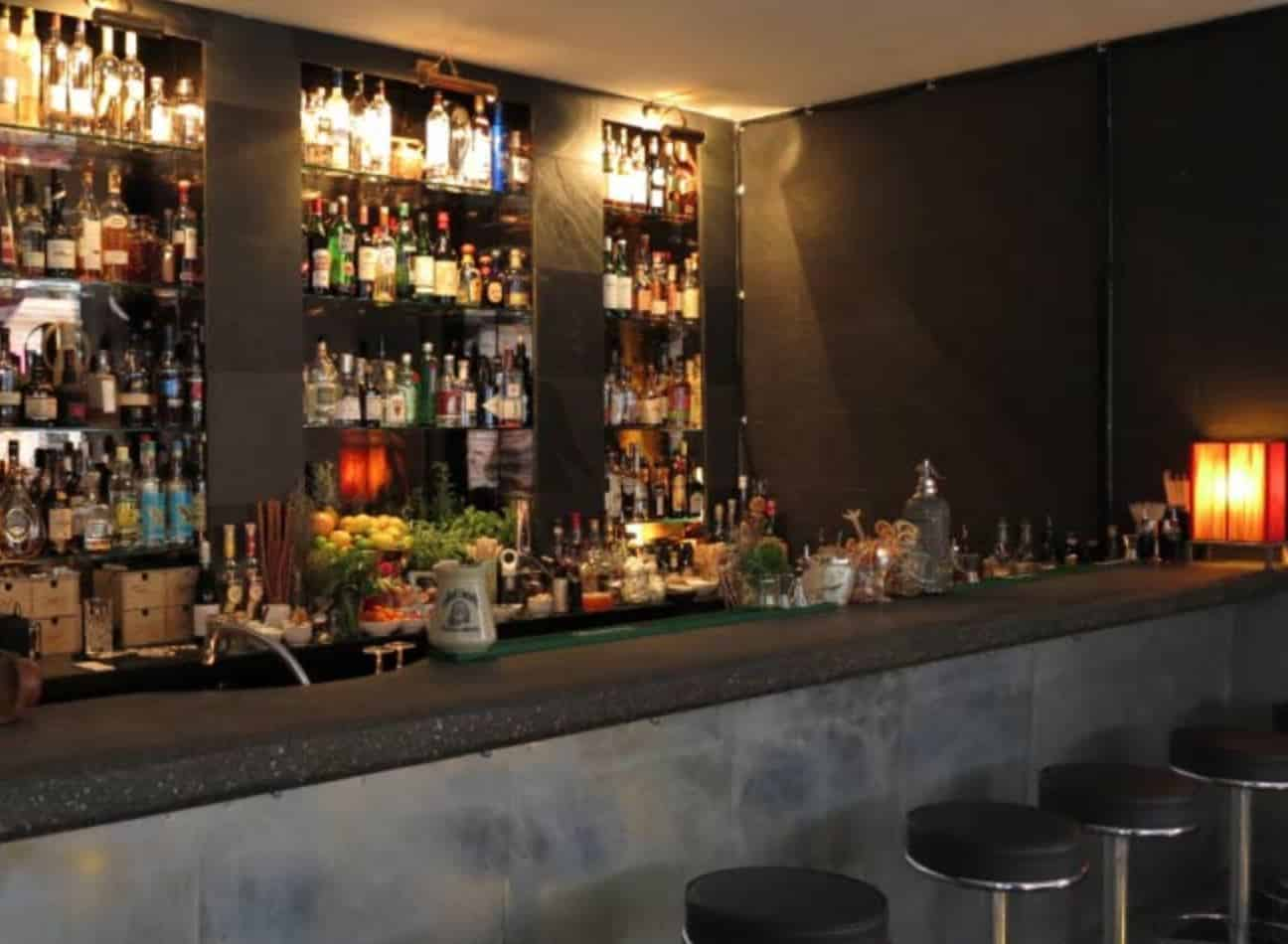 Zephyr Bar in Munich Germany