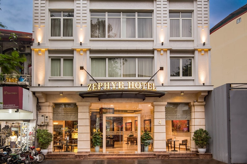 Zéphyr Suites Boutique Hotel