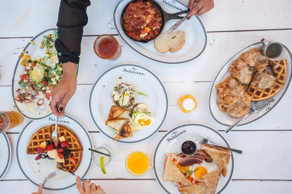 Best Brunches Calgary