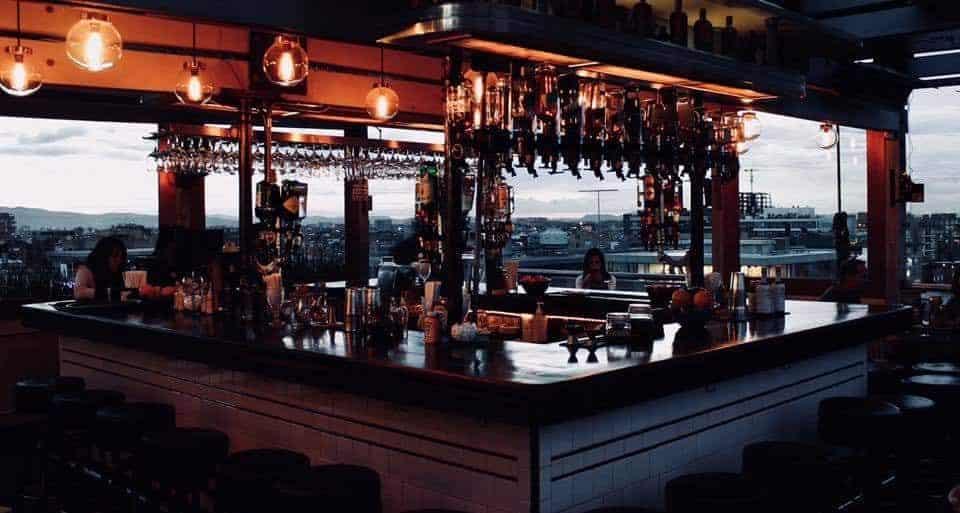 Best Bars in Bogota