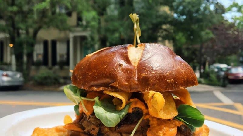 The 7 Best Burgers In Savannah