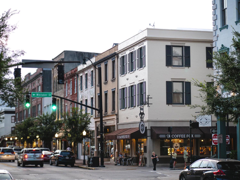 The Coffee Fox in Savannah