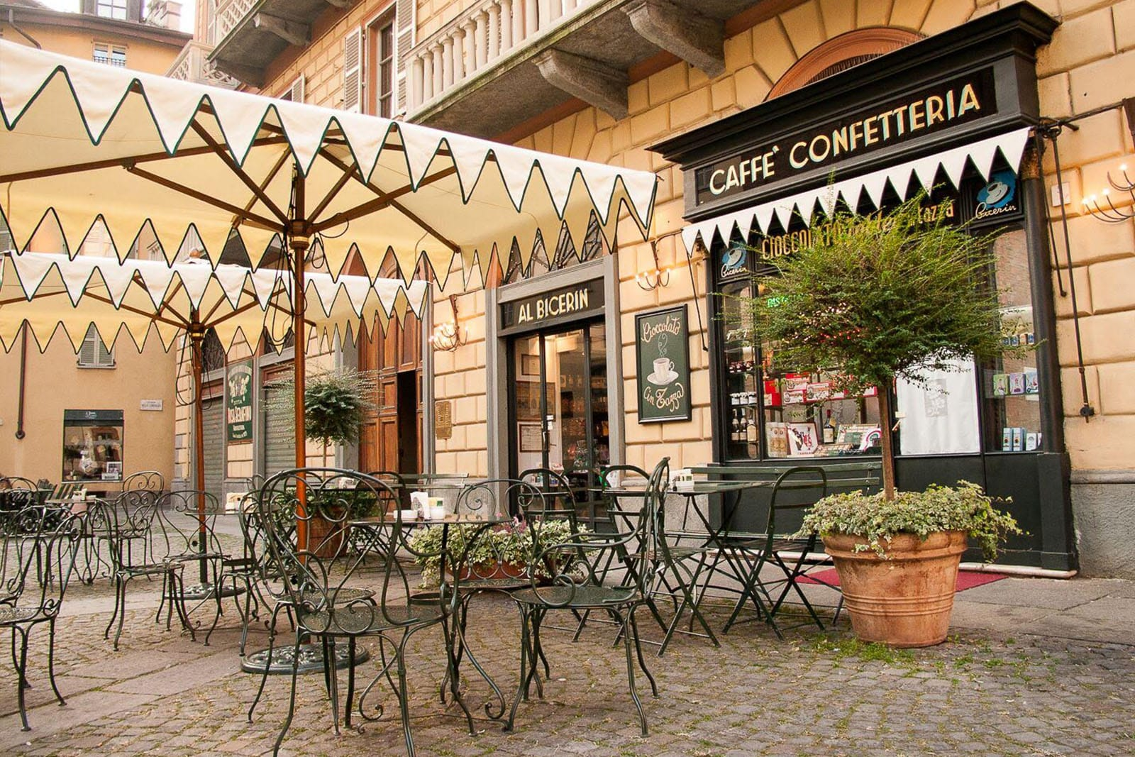 Best Coffee Shops in Turin Italy