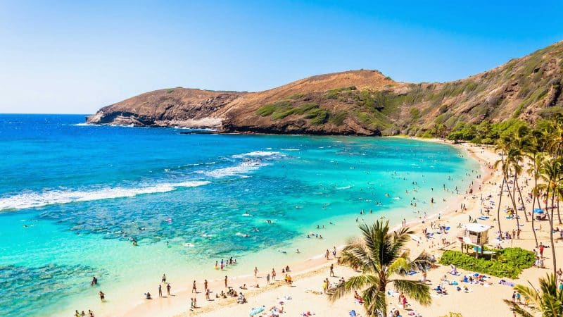 The 50 Best Beaches In America