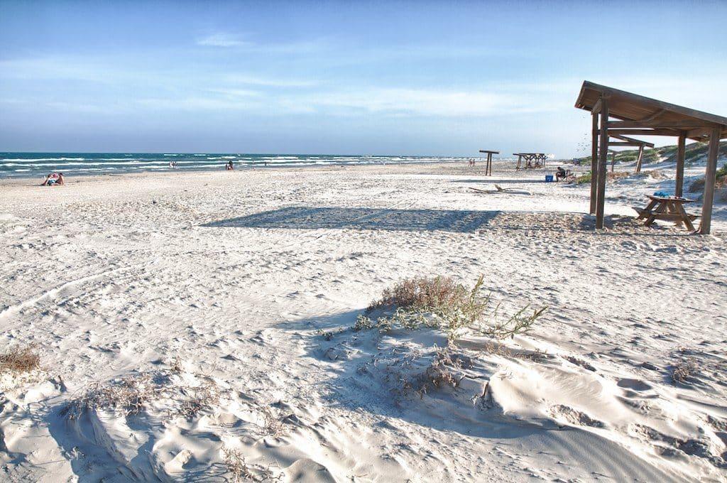 Malaquite Beach in America