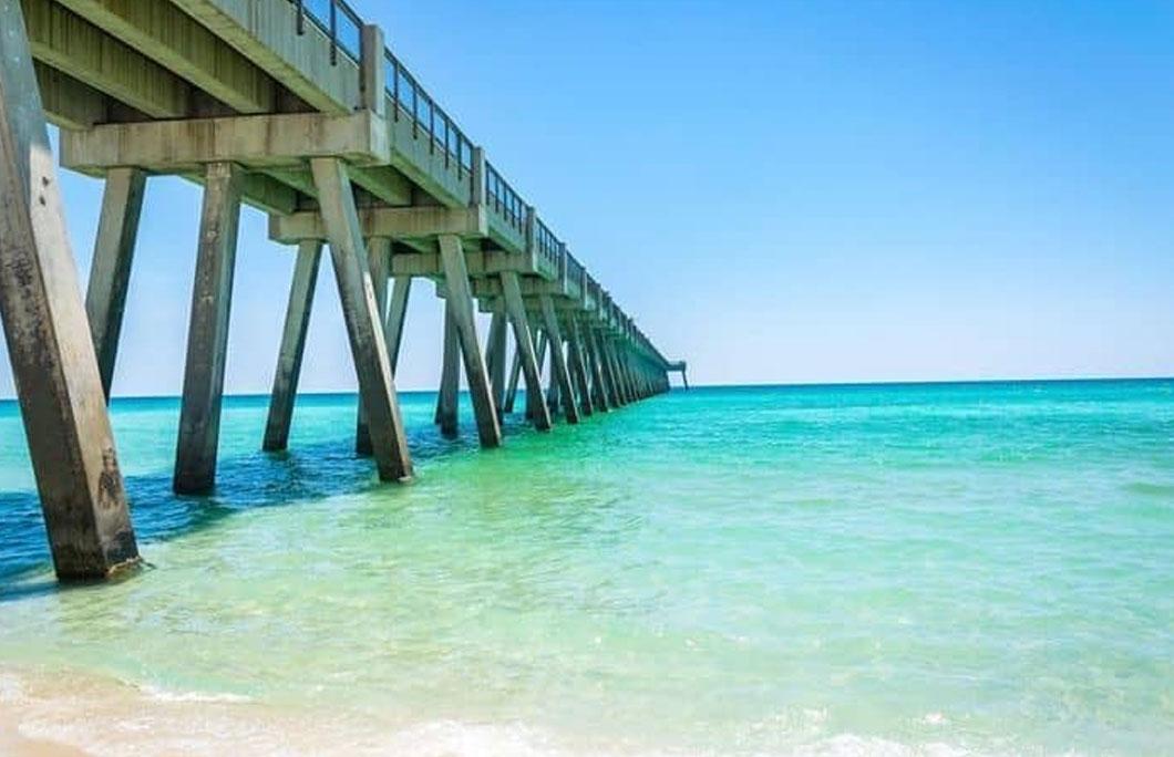 Navarre Beach in America
