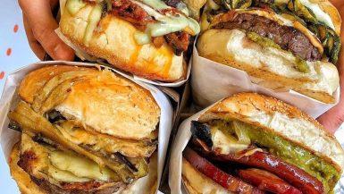 Best Burgers in Naples Italy