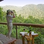best safari lodges Uganda
