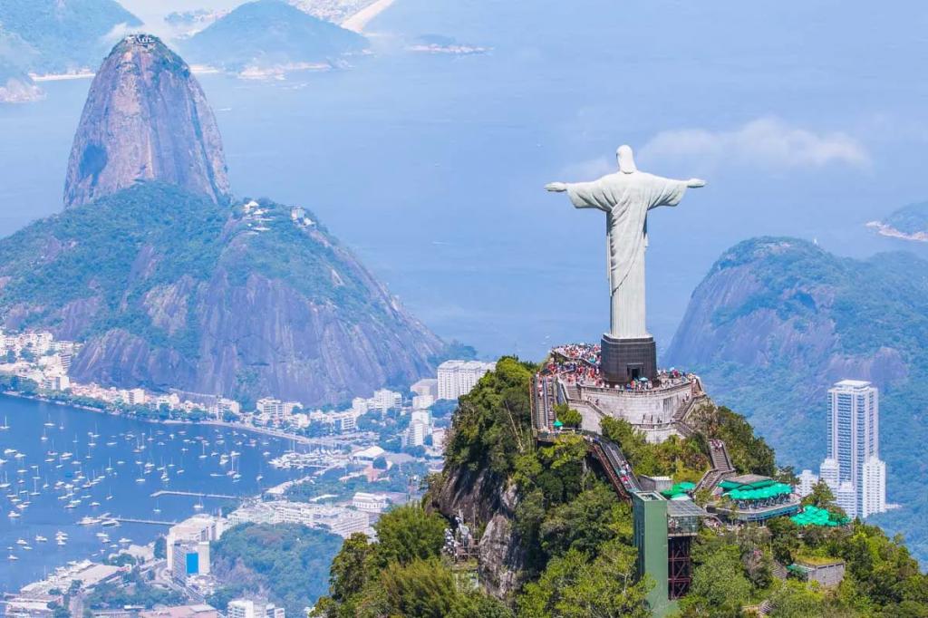 Rio de Janeiro World travel guides