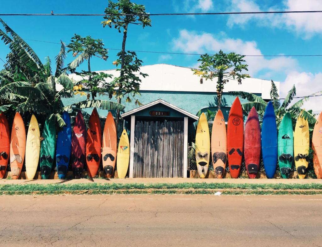 Aloha Spirit in America