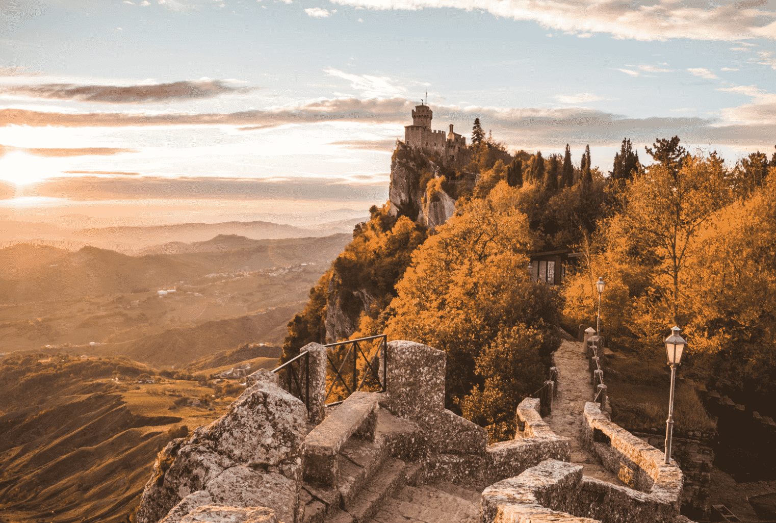 Things to do in San Marino