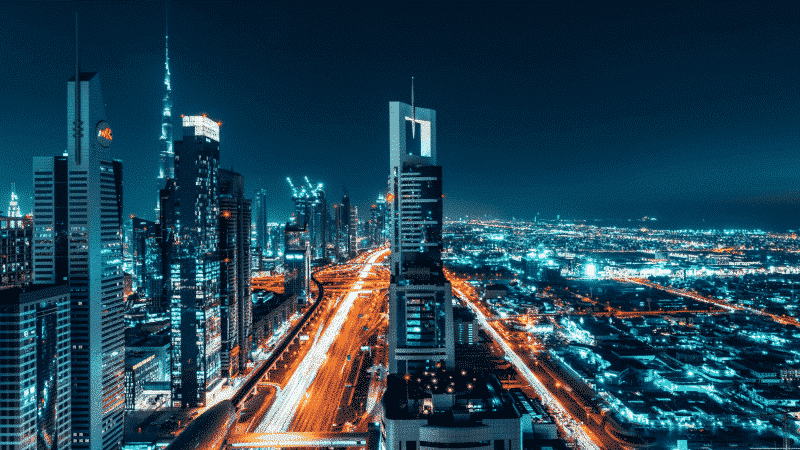 remote work visa Dubai
