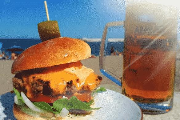 Costa Del Sol Burgers
