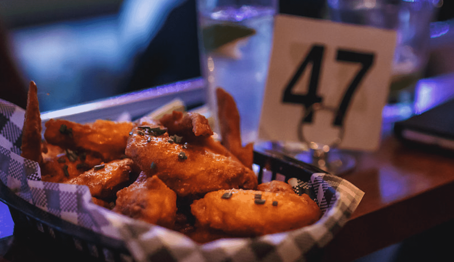 Melbourne Chicken Wings