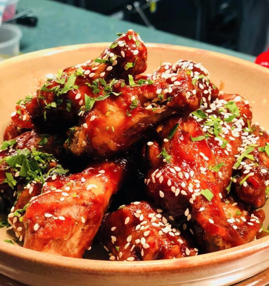 Adelaide Chicken wings