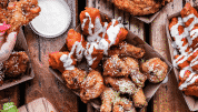 Brisbane Chicken Wings