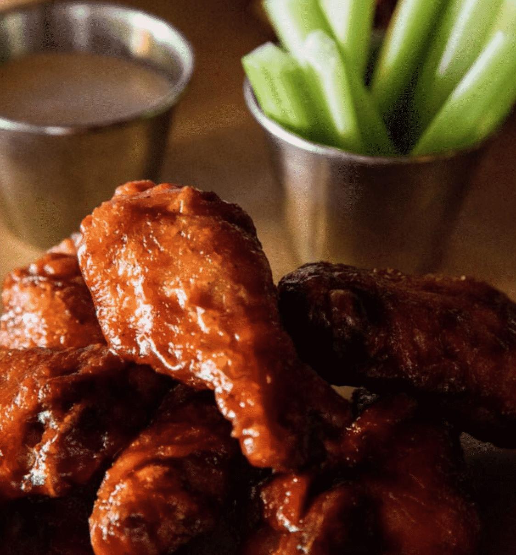 Black Market Chicken Wings