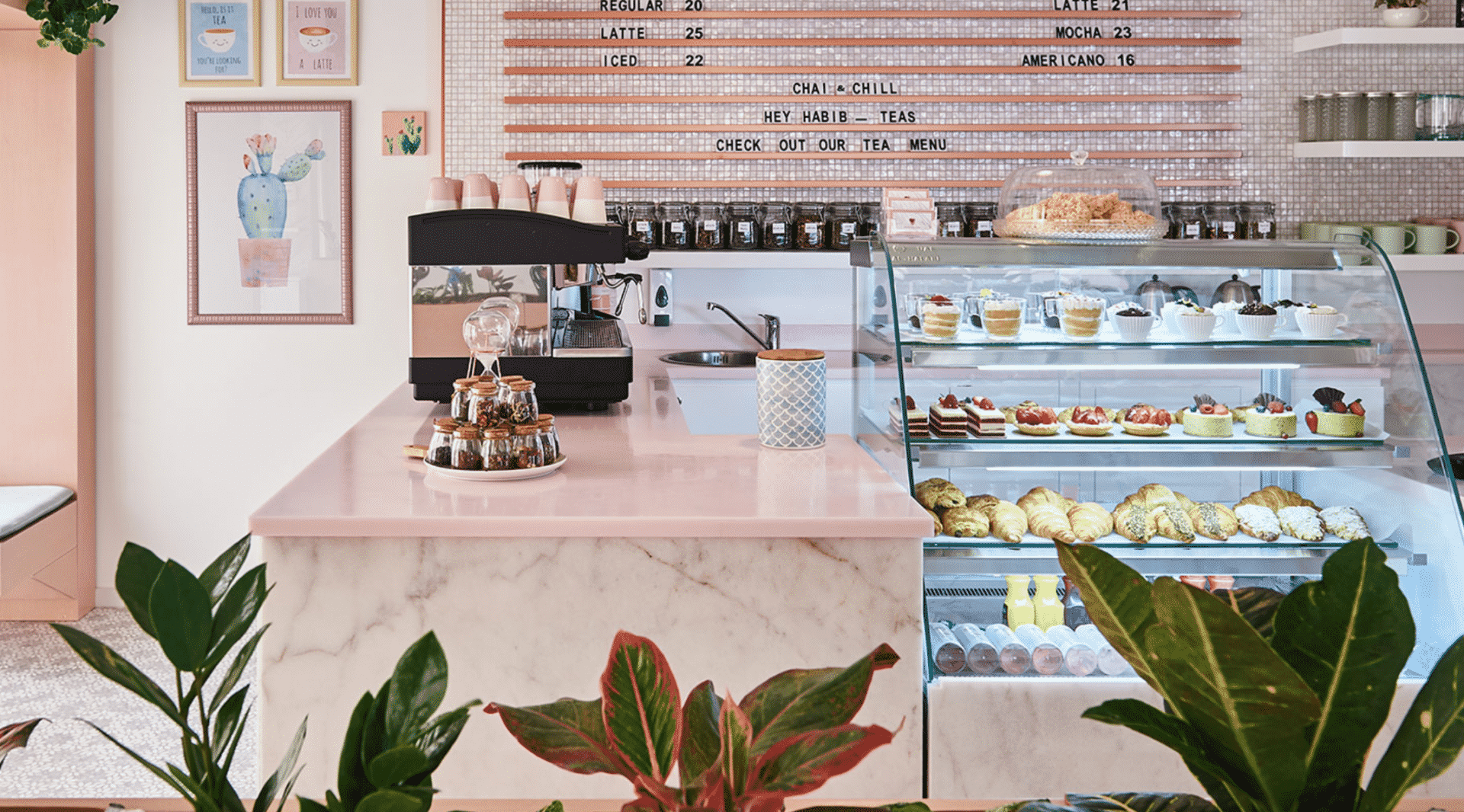 Dubai Instagrammable Cafes