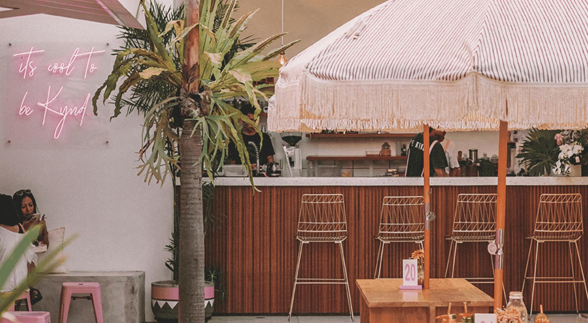KYND Cafe in Bali