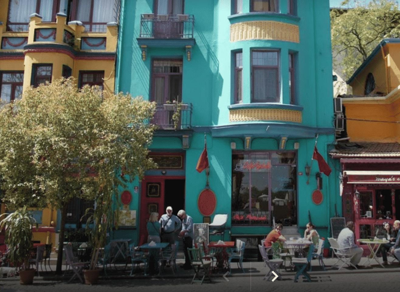 Kybele Cafe