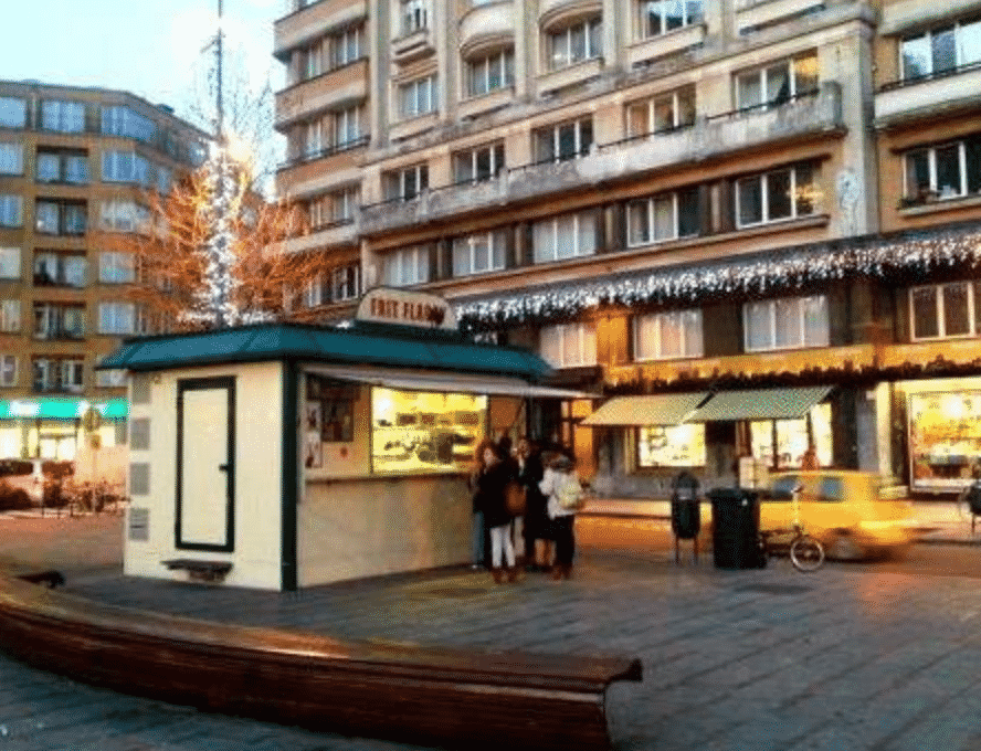 The 50 Best Places For Fries In Europe – Big 7 Travel