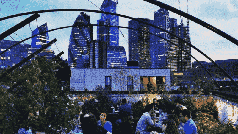 best rooftop bars Europe