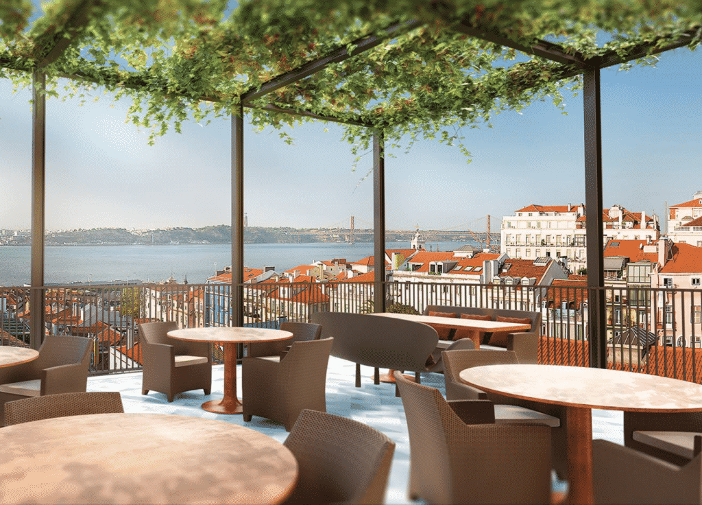best rooftop bars Europe
