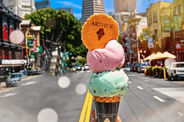 The 7 best Slovakian Ice Cream shops