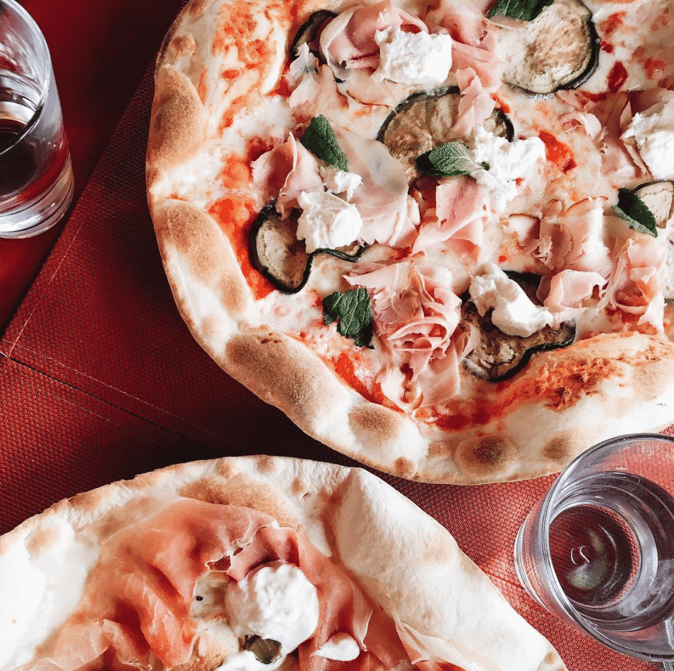 best pizzas in Nice