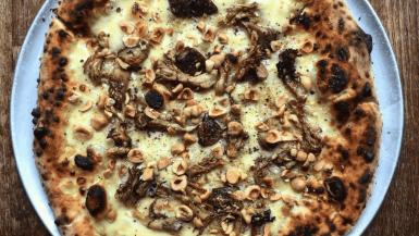 best pizzas Malmö