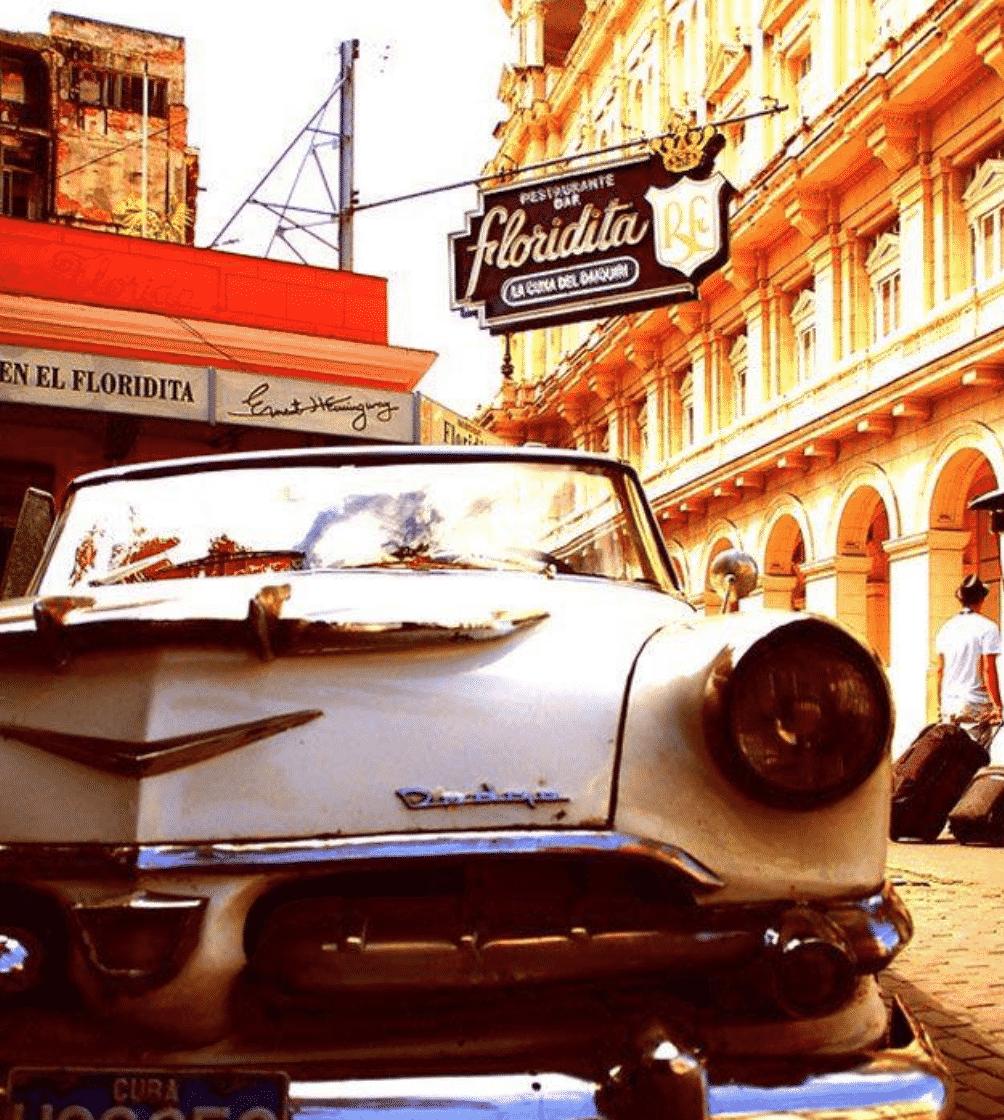 Floridita in Havana