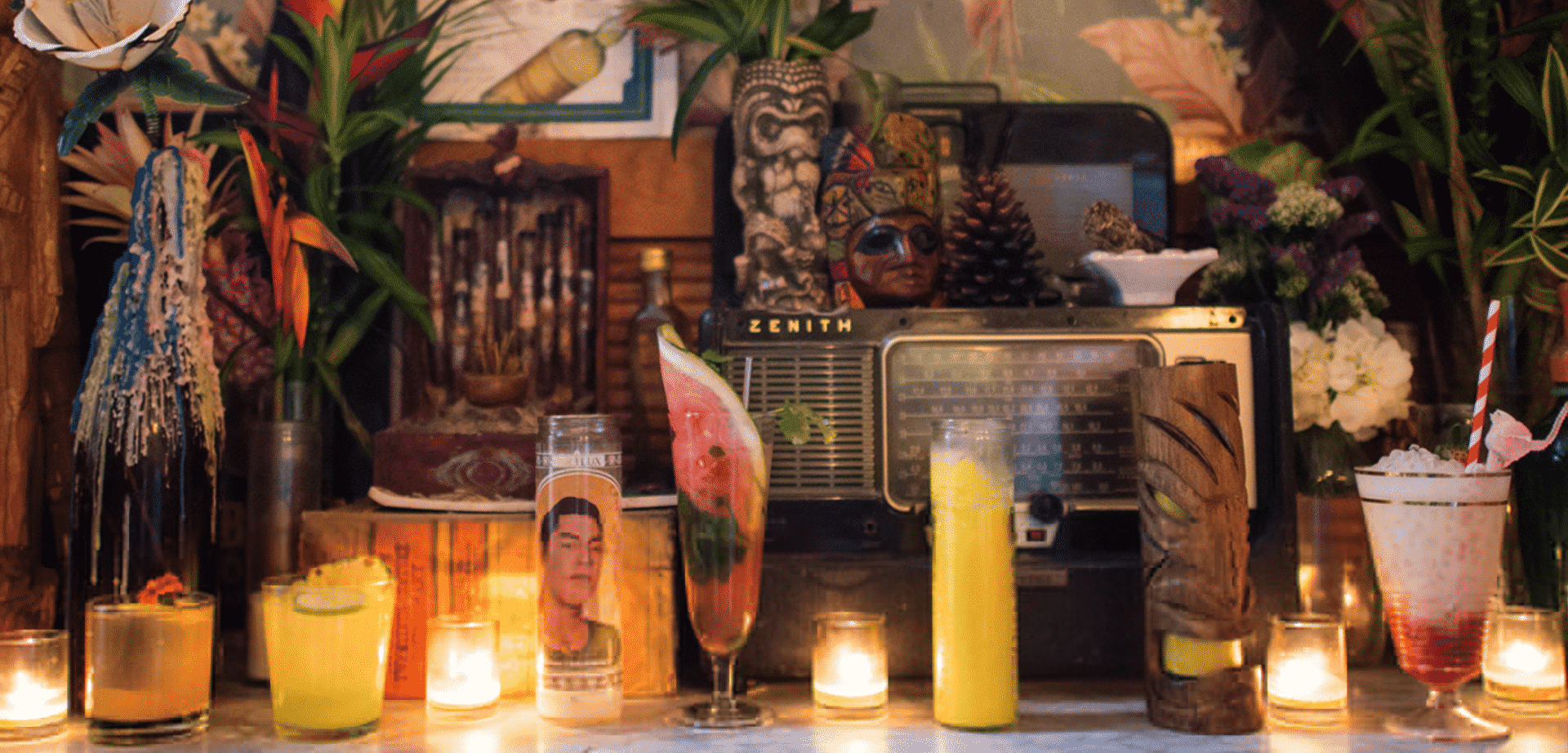 instagrammable Bars in Miami