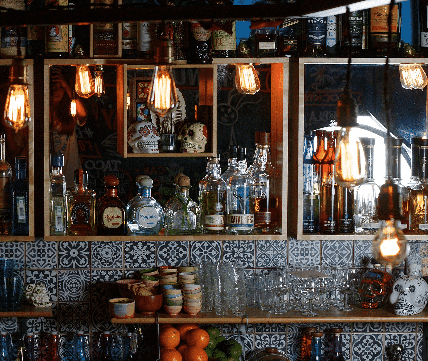 instagrammable Bars in Russia