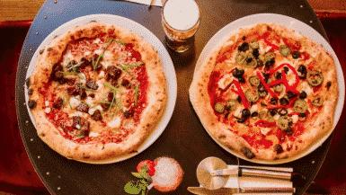 Best Northern Ireland pizza