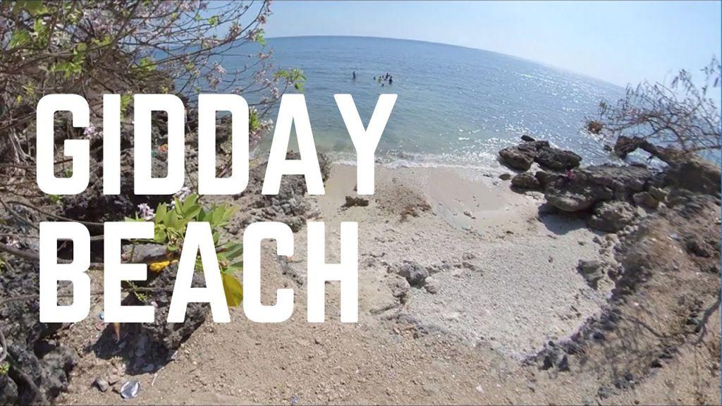 Gidday