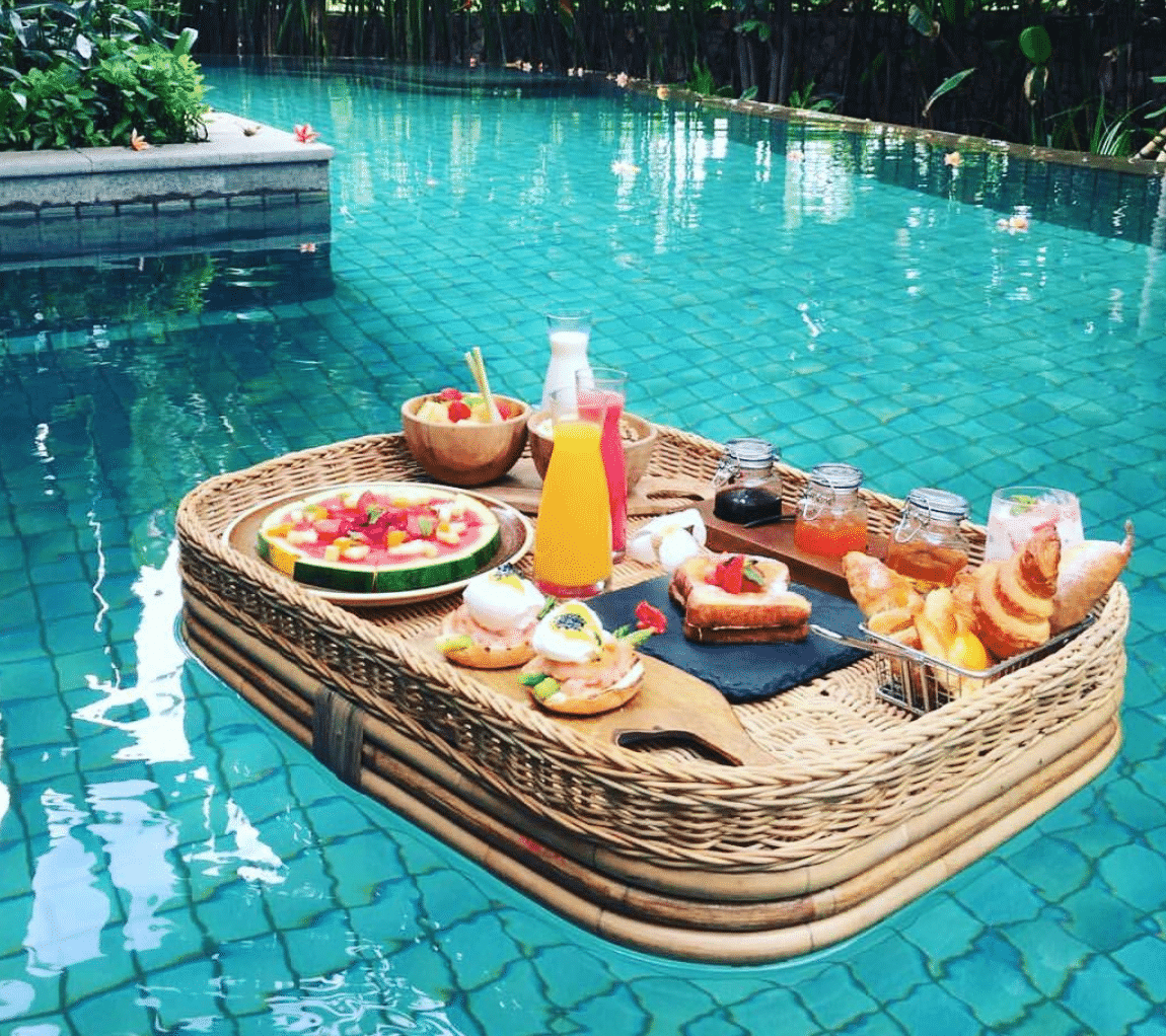 Best Floating Breakfasts In The World