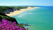 Portrush Beach Northern Ireland