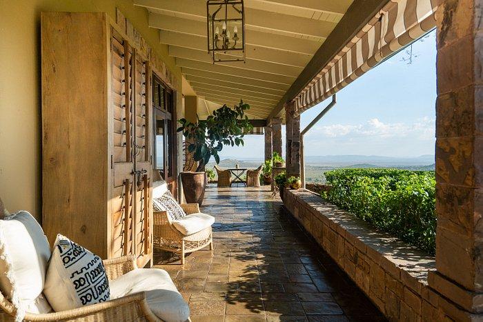 Sasakwa Lodge in Tanzania