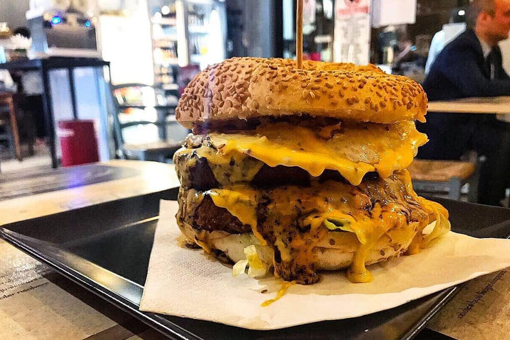 Best Burgers in Turin, Italy