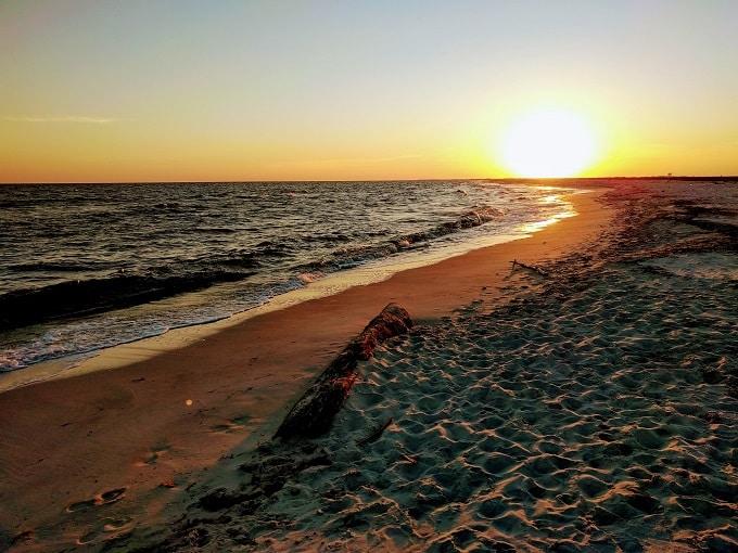 beaches Gulf Coast