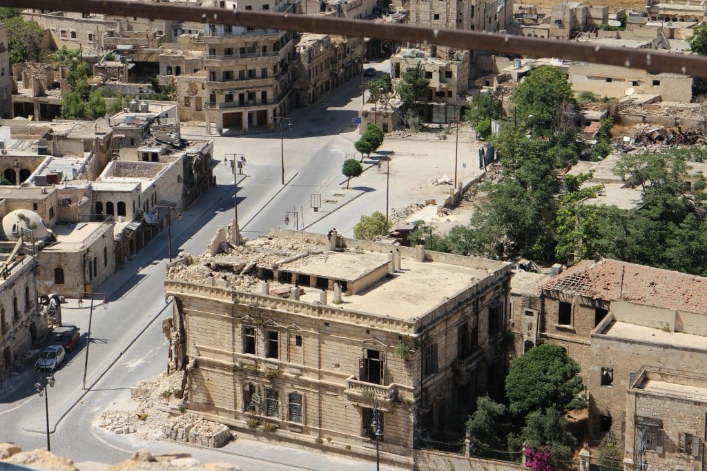 Aleppo Oldest