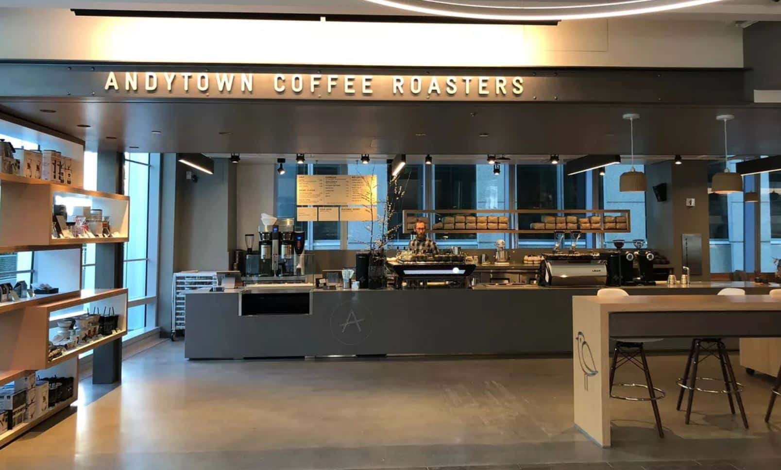 Andytown Coffee Roasters in San Francisco