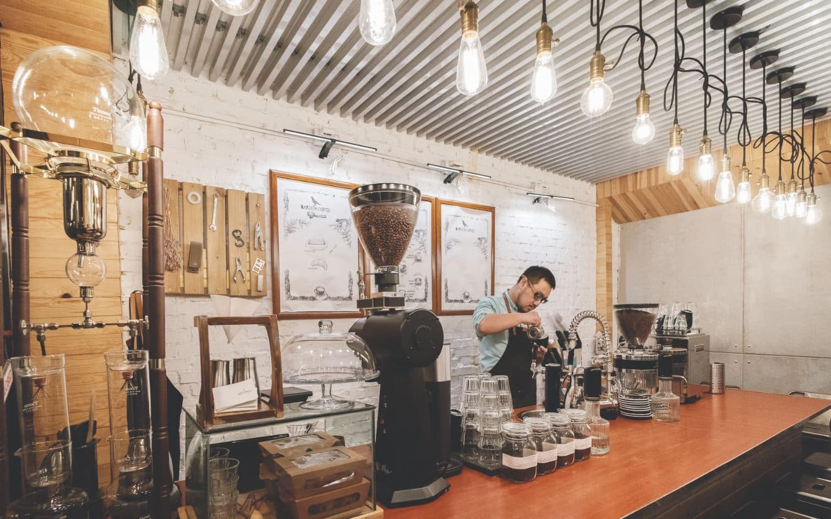 Barista Coffee Roasters Beijing
