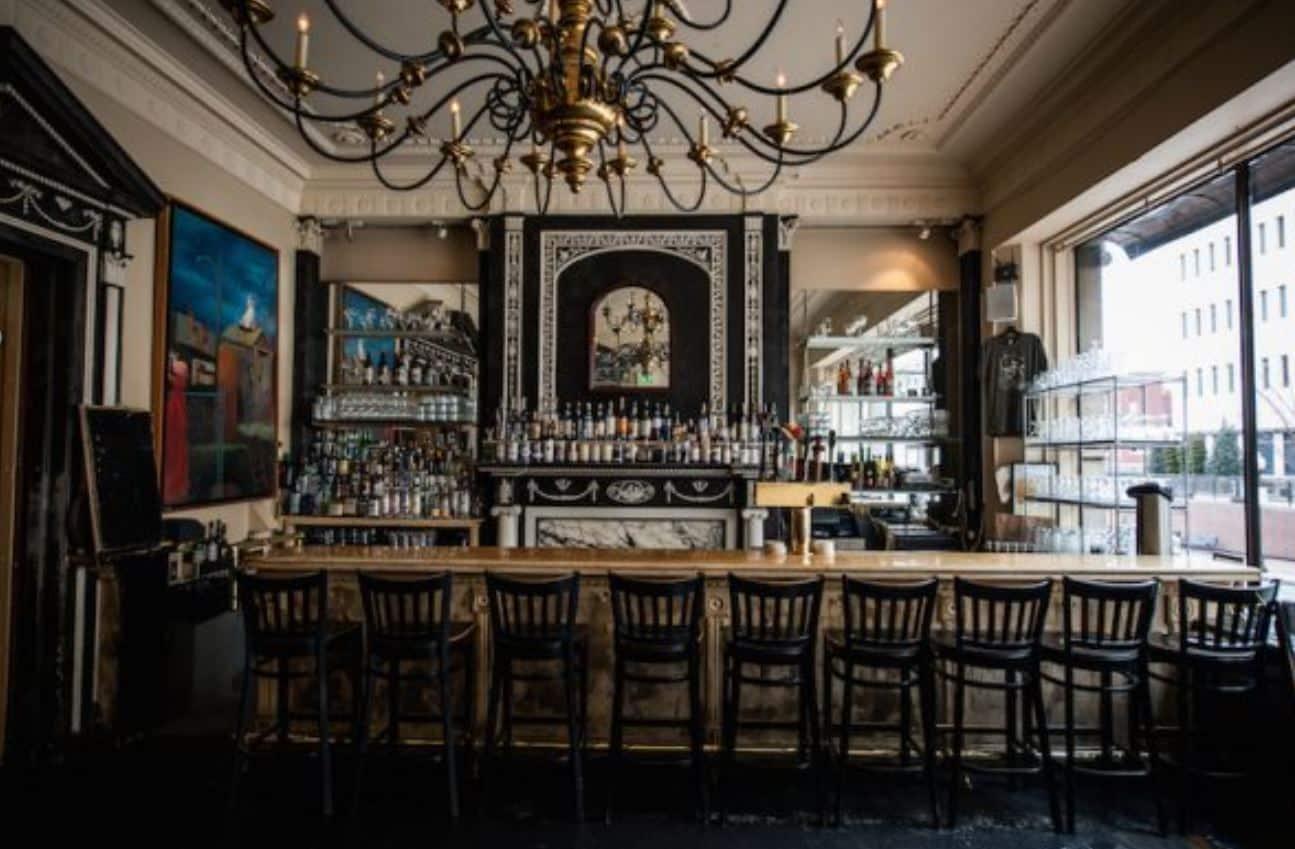 The Brewer's Art Bar