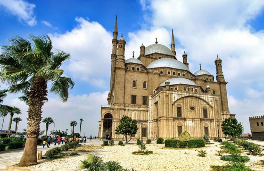 Cairo Citadel Best Place To Travel In March