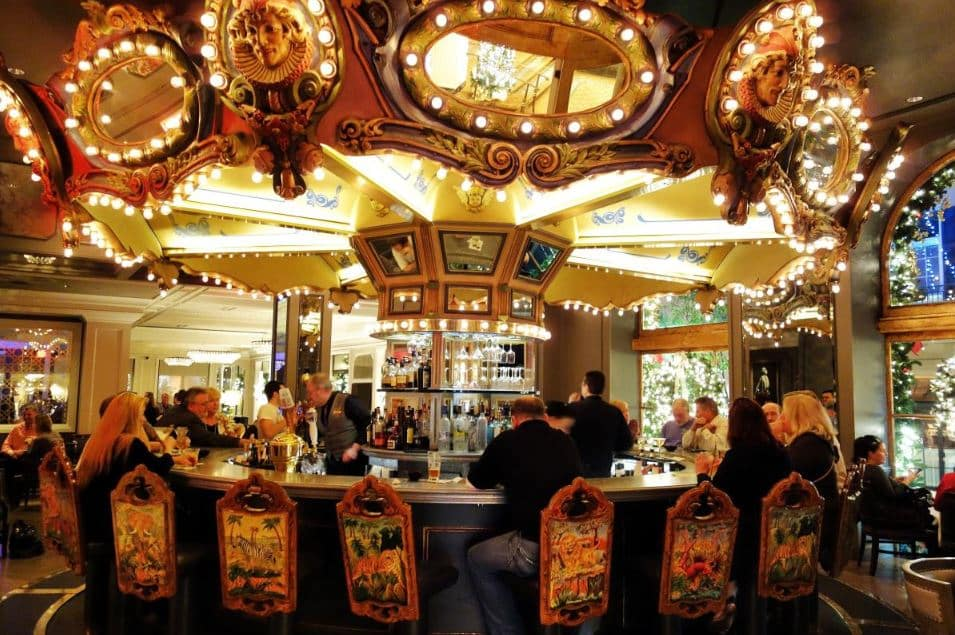 Carousel Bar and Lounge New Orleans