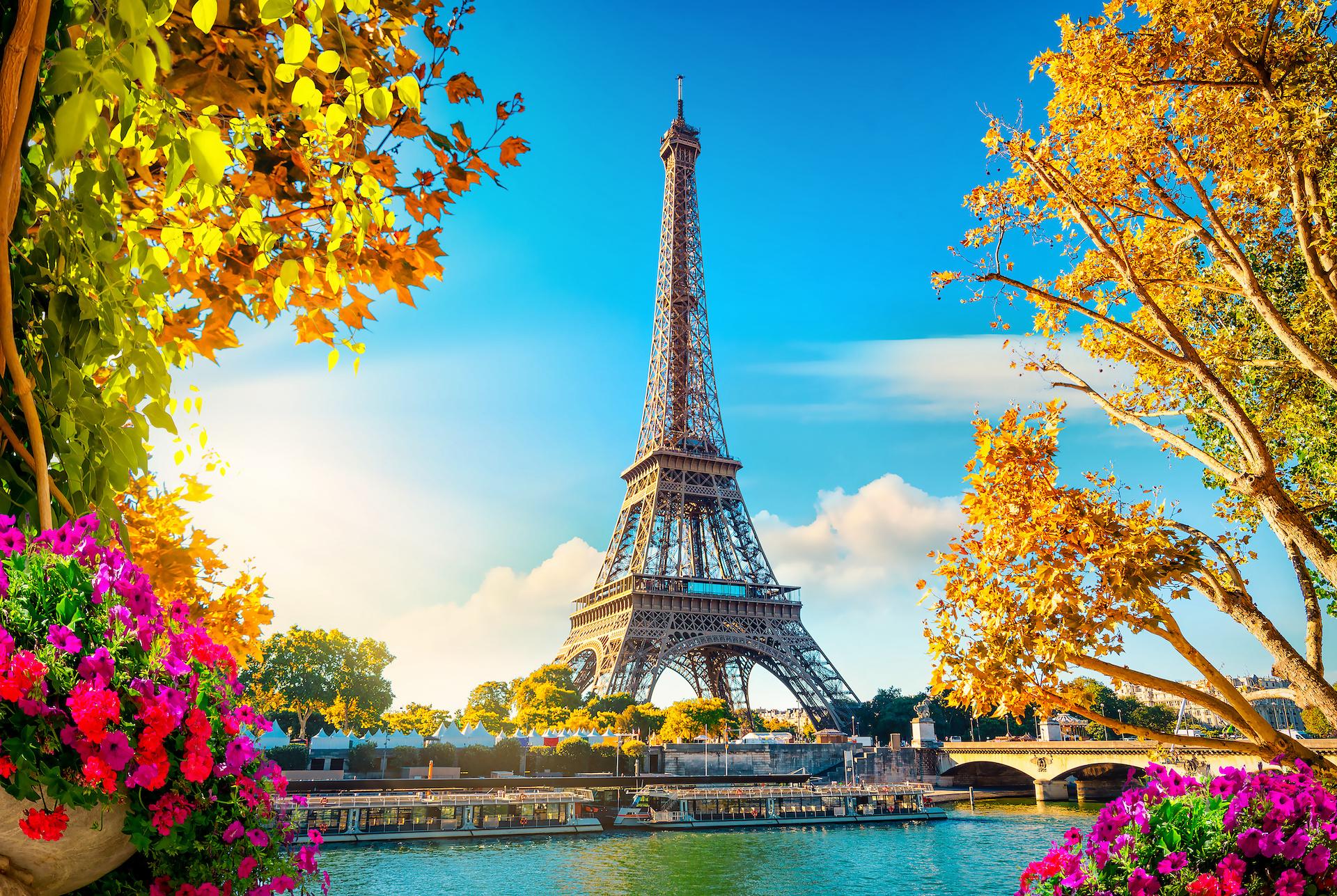Paris, France Destination