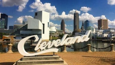 Instagrammable places in Cleveland